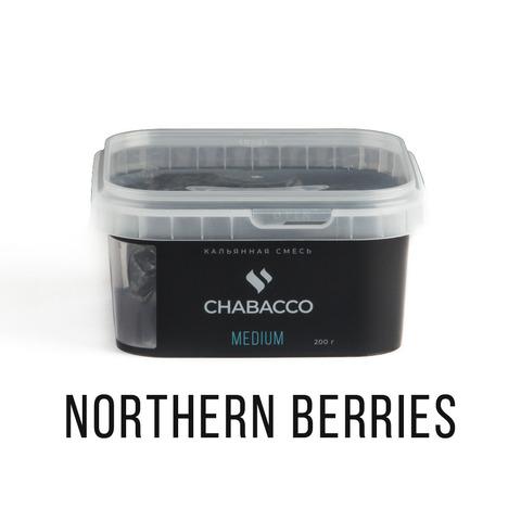 Chabacco 200гр - Northern  berries (Северные ягоды)