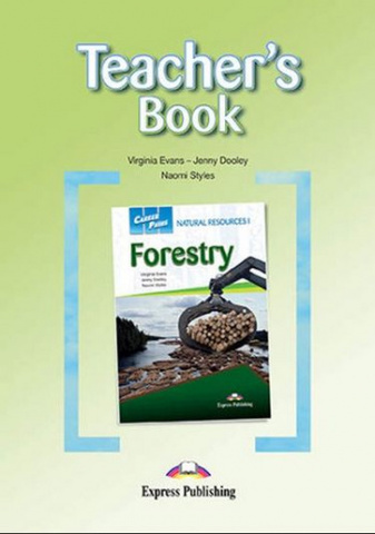 Natural Resources I - Forestry Teacher's Book
