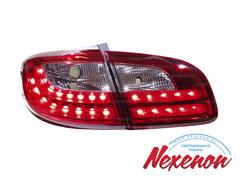 LED фары задние Hyundai Santa Fe
