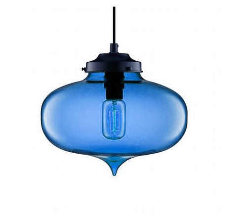 replica Niche Modern Minaret pendant lamp (blue)