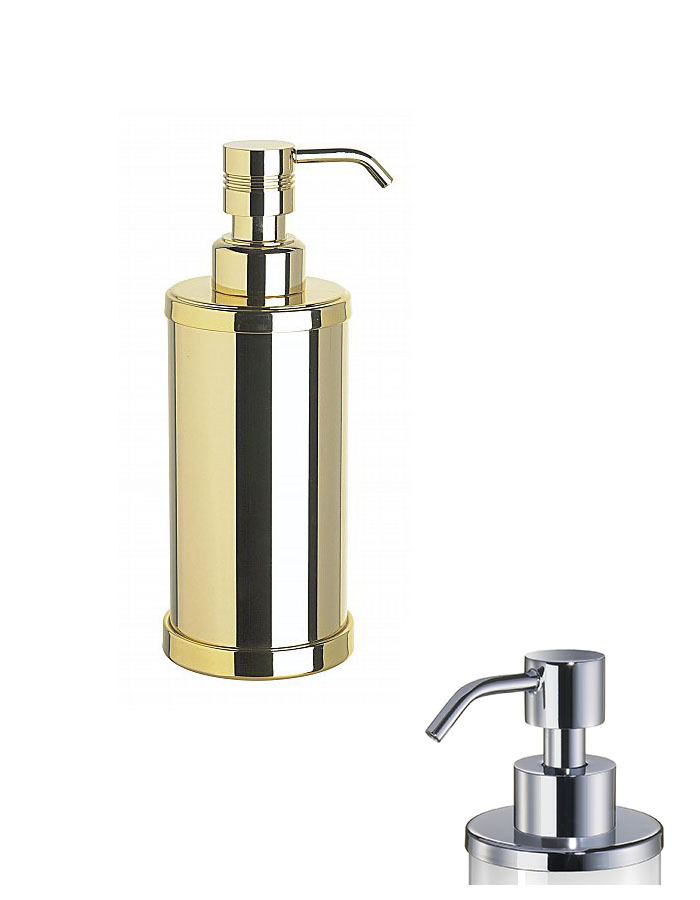 Дозаторы для мыла Дозатор для мыла Windisch 90408CR Ribbed dozator-dlya-myla-90408cr-ribbed-ot-windisch-ispaniya.jpg