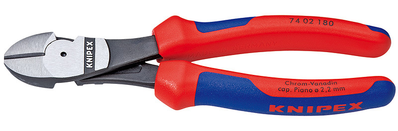 Бокорезы силовые 160мм Knipex KN-7402160