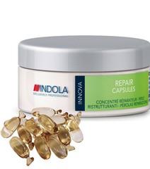 ИНДОЛА care капсулы восстанавливающие для волос 30*1мл