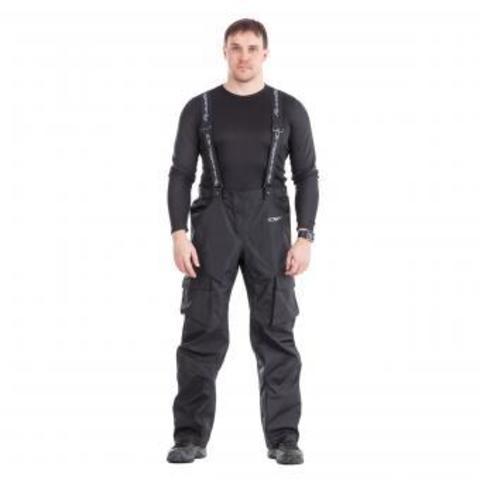 DRAGONFLY, Мембранные брюки QUAD BLACK 2018