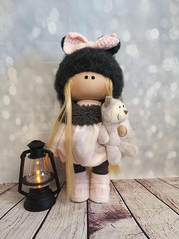 Текстильная Кукла Мини Мауз