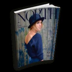 Книга NORTH от Kim Hargreaves