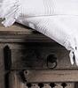 Полотенце 100х150 Hamam Meyzer Tassels белое