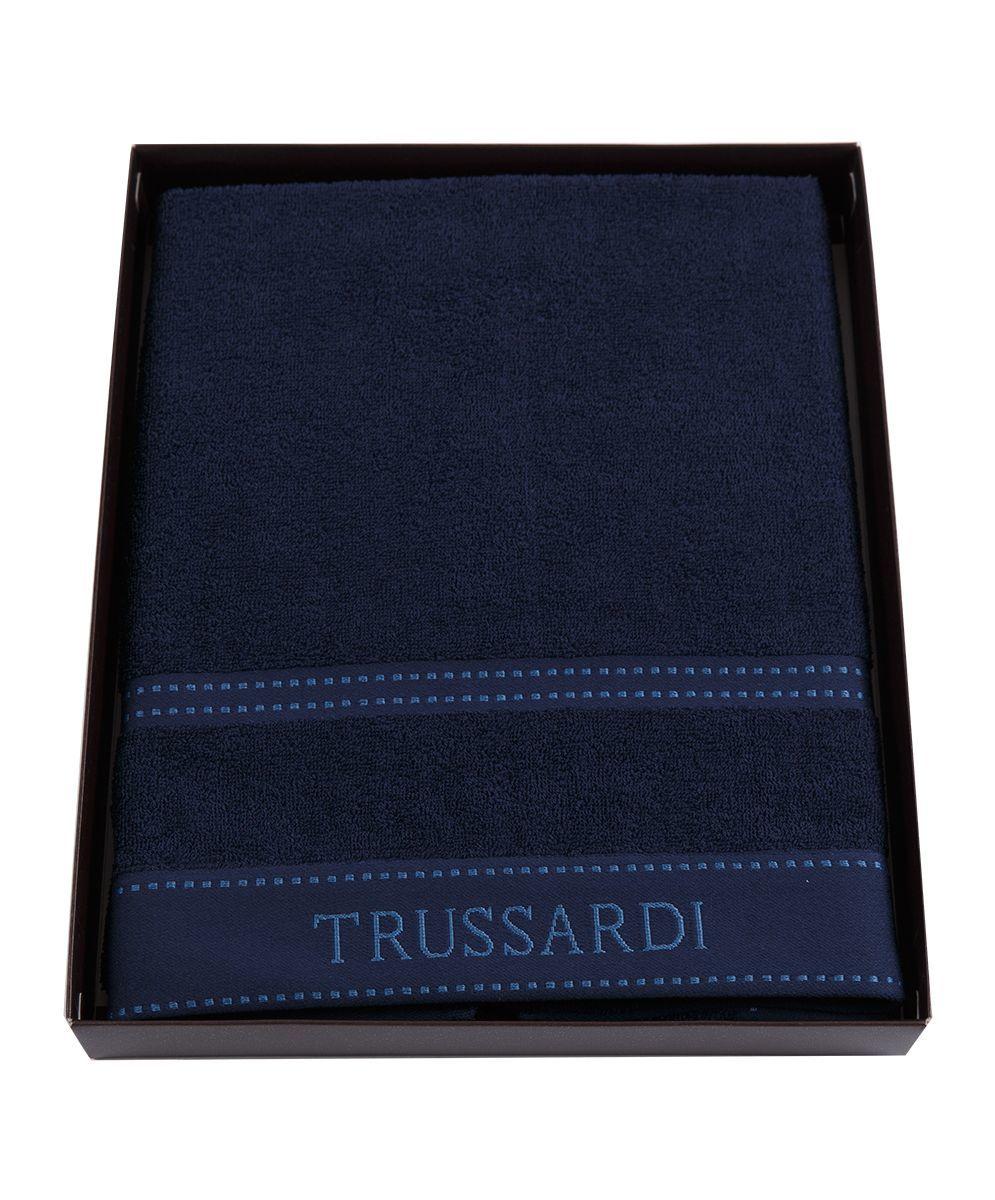 Наборы полотенец Набор полотенец 2 шт Trussardi Ribbon Blue nabor-polotenets-2-sht-trussardi-ribbon-blue-italiya.jpg