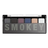 NYX Палитра теней THE SMOKEY SHADOW PALETTE