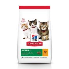 Hill's Science Plan сухой корм для котят для здорового роста и развития, с курицей