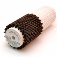 Щетка роторная комбинированная (конский волос/нейлон) Skigo rotor brush tagel/nylon