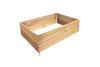 Ящик-грядка малая (массив сосны) Kekkila (80 см х 58,5 см х 23 см)