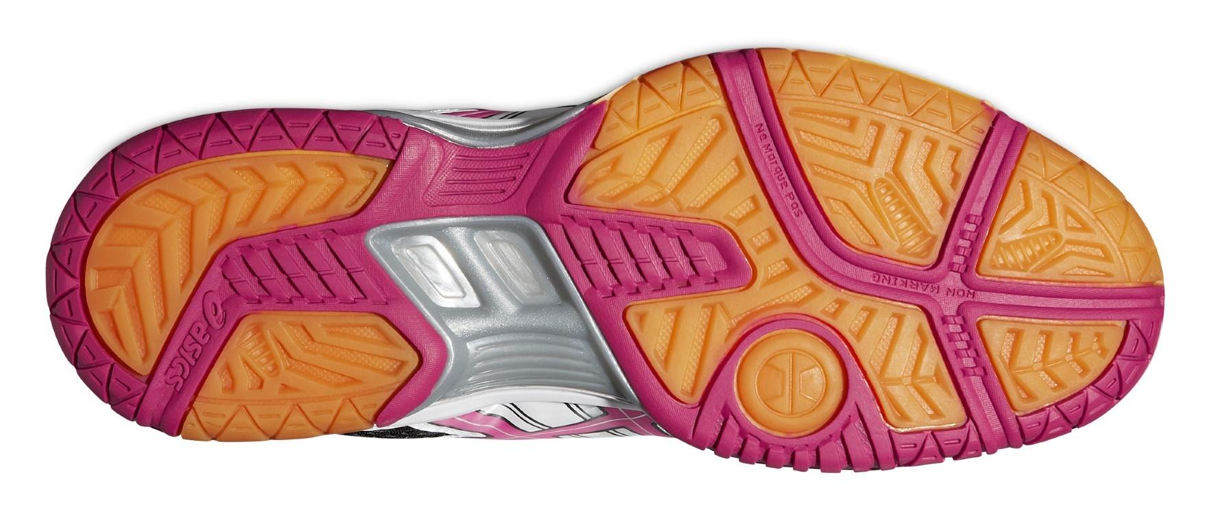 Женские волейбольные кроссовки Asics Gel-Rocket 7 (B455N 0125) фото