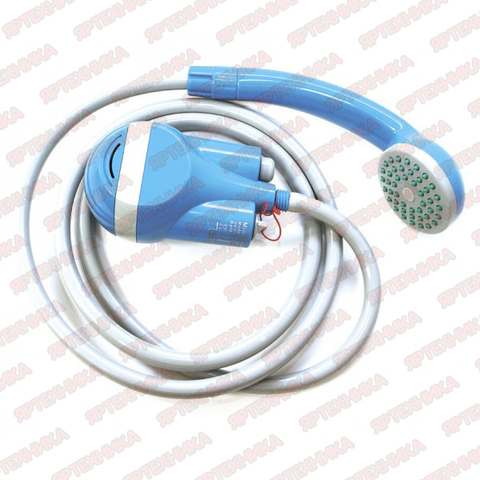 Душ мобильный CW Niagara USB с аккумуляторным насосом