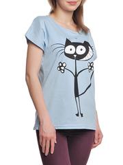 37662-19-3 футболка женская, голубая