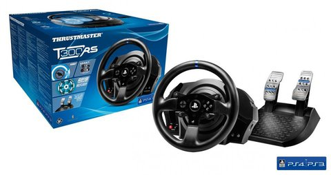 Thrustmaster T300 RS Wheel, PC / PS3 / PS4