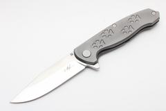 Нож Чебуркова Волк М390 Титан лимитированный