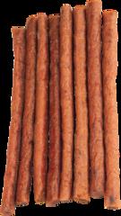 Деревенские лакомства для кошек Мясные колбаски из говядины 8шт