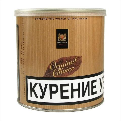 Табак Mac Baren ORIGINAL Choice банка (Трубочный) - (100 гр)