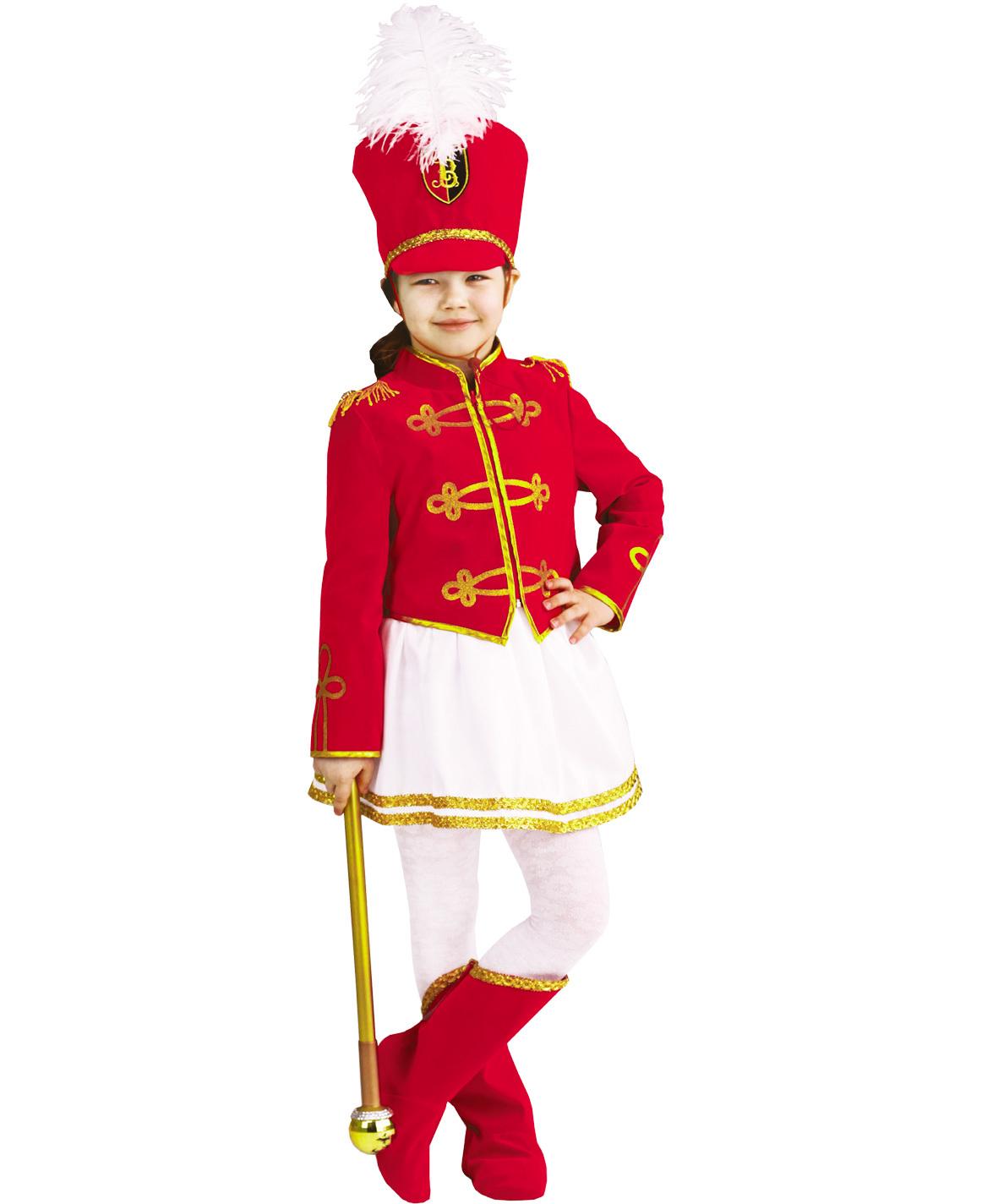 Карнавальный костюм детский Мажоретка