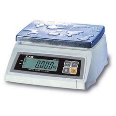 Весы влагозащищенные CAS SW-10W