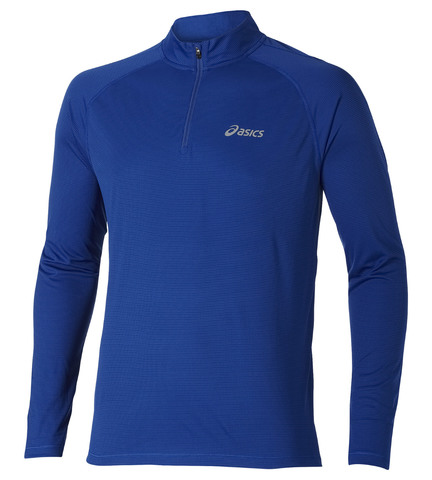 Asics LS 1/2 Zip Top Беговая рубашка мужская
