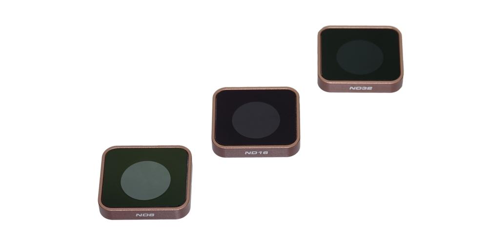 Набор фильтров PolarPro Cinema Series Filter 3-Pack фото сбоку