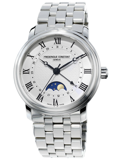 Часы мужские Frederique Constant FC-303MC4P6B Classics