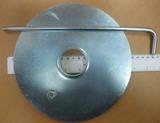 Приспособление для заправки пистолета герметиком Follower plate 8 ½ dia (диаметр 21,5 см)
