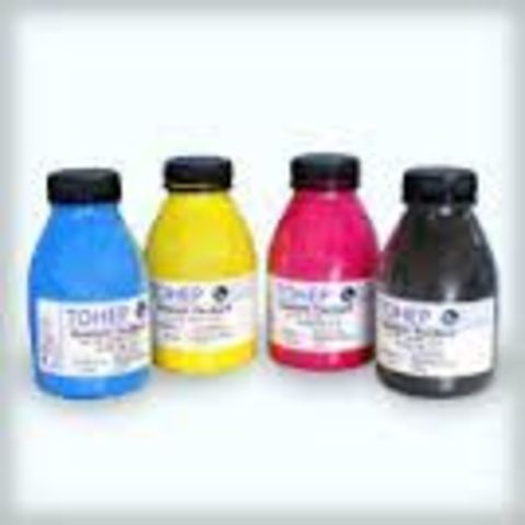 Тонер пурпурный (magenta) Ricoh Aficio MP C4502/5502 - 460 г/кан. Type 4.0