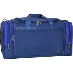 Спортивная сумка Bagland Мюнхен 59 л. Синий/электрик (0032570)