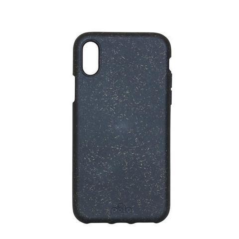 Чехол для телефона Pela iPhone X черный