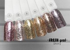 Гель лак Fresh Prof  Shiny   №04