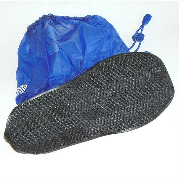 Карманные сапожки Perletti Drip Drop синие (арт.95009)