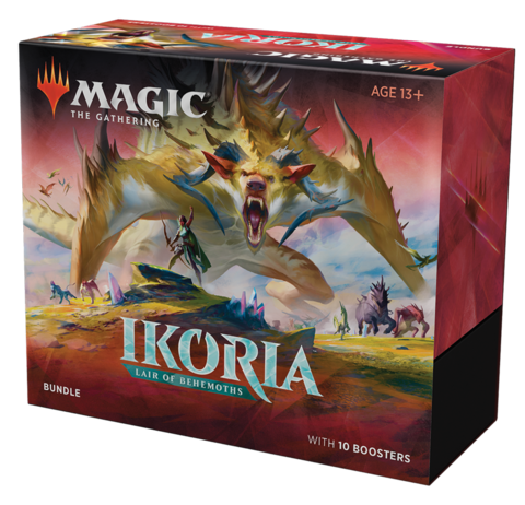 Ikoria: Lair of Behemoths - Bundle (английский)
