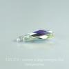 6690 Подвеска Сваровски Wing Crystal AB (23 мм)