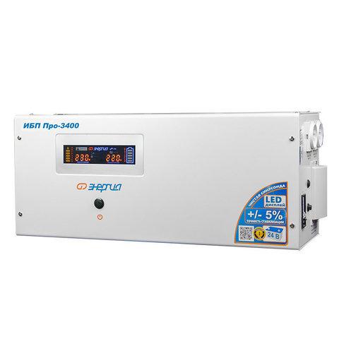 ИБП Энергия Про 3400