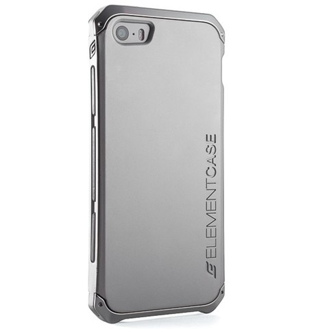 Element Case Solace Silver