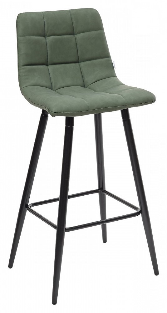 Барный стул SPICE RU-01 PU малахит