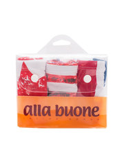 Трусы 004 Shorts Completo (3 шт.) Alla Buone