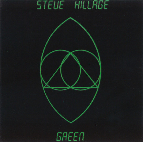 Steve Hillage / Green (CD)