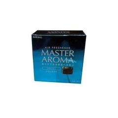 Автомобильный дезодорант на липучке CARALL MASTER AROMA 1860 (mellow sweet)