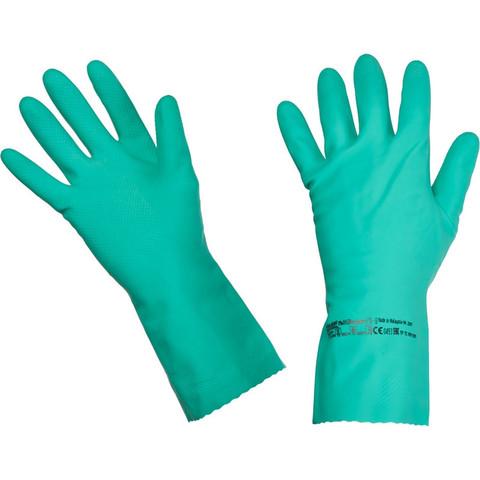 Перчатки хозяйственные Vileda латекс повышенной прочности р-р XL