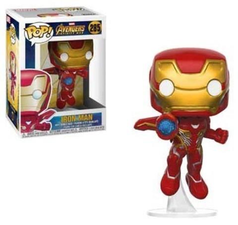 Фигурка Железный Человек #285 Мстители: Война Бесконечности - Avengers Infinity War Marvel, Funko POP