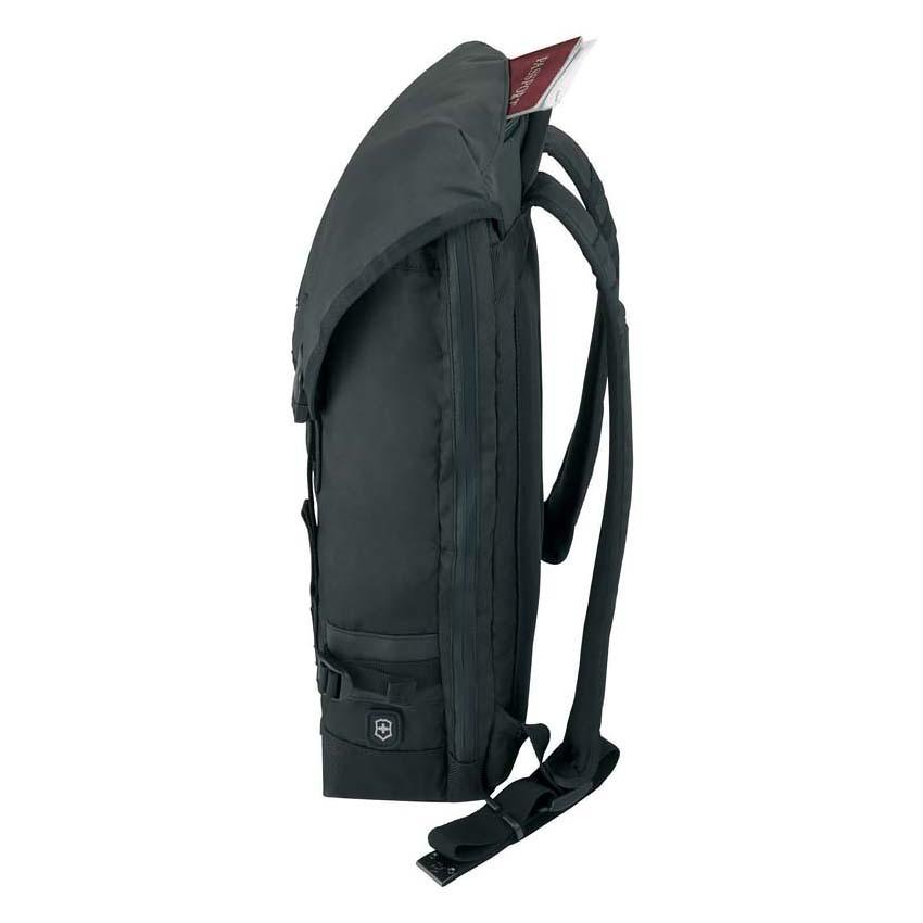 Рюкзак Victorinox Altmont 3.0, Flapover 17'', чёрный, 32x13x48 см, 19 л