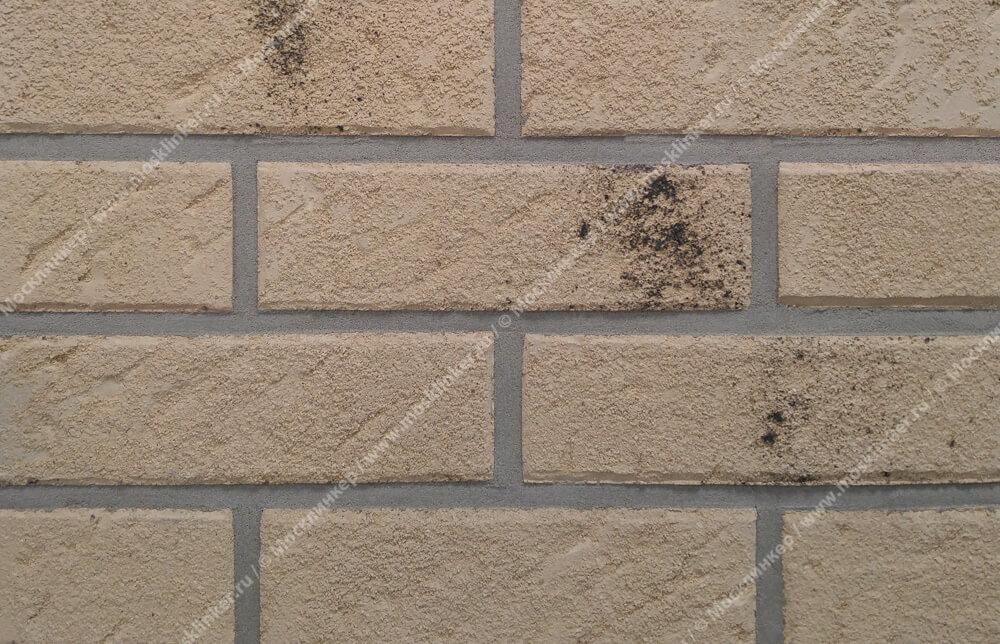 Roben - Manus, Salina carbon, NF14, 240x14x71 - Клинкерная плитка для фасада и внутренней отделки