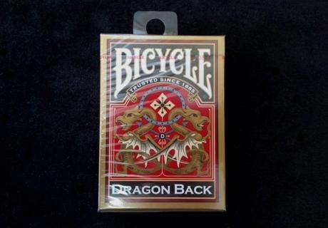 Bicycle Gold Dragon