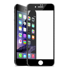 Защитное 3D-стекло для iPhone 7 Plus Black - Черное
