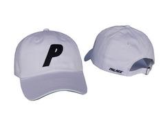 Кепка PALACE (Бейсболка Палас) белая