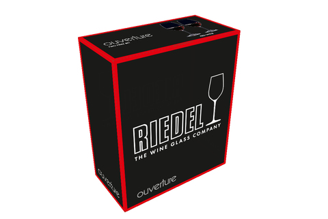 Набор из 2-х бокалов для красного вина Red Wine 350 мл, артикул 6408/00. Серия Ouverture